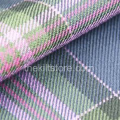 Tartan Scotland the Brave in our hire range also sold by the metre