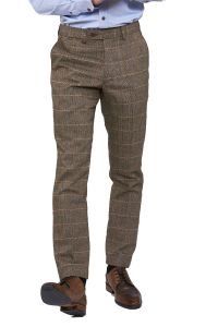 DX7 Tweed Trousers by Marc Darcy
