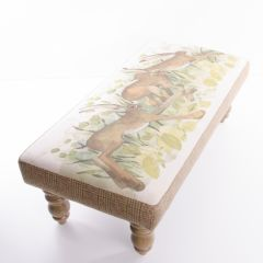 Racing Hare Foot Stool by Voyage Maison