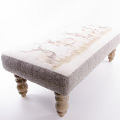 Moorland Stag Foot Stool by Voyage Maison