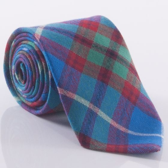 Mens Bow Tie Woven in Scotland Scottish National Tartan